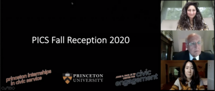 PICS Fall Reception Video Screenshot